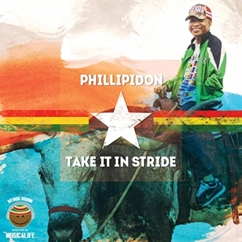 Take It In Stride - Single - Single Strides