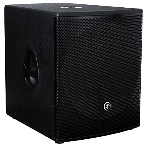 Mackie SRM1801 1000-Watt 18'' Powered Subwoofer by Mackie