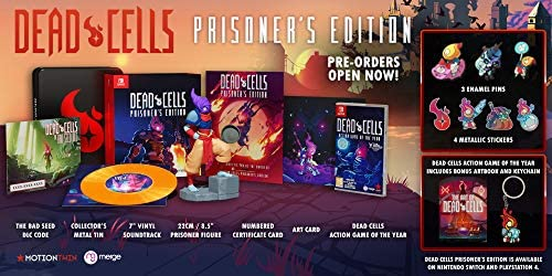 Dead Cells - Prisoners Edition: Amazon.es: Videojuegos