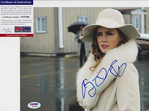 Amy Adams Signed Autograph 8x10 Photo PSA/DNA COA #1