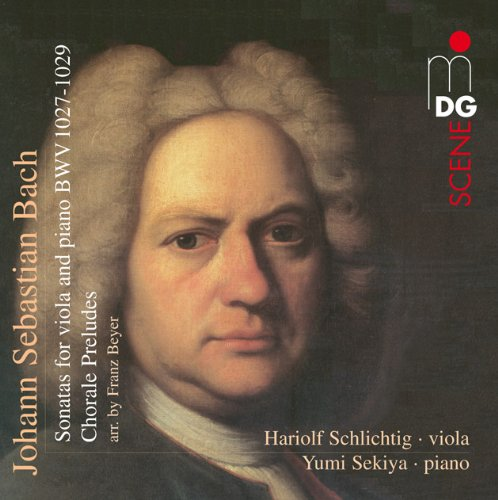 (Sonatas for Viola Da Gamba & Piano: Organ Chorales)