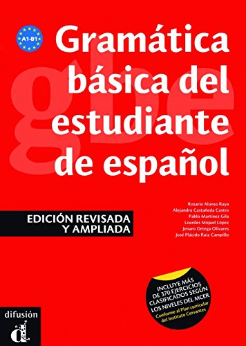 Gramática Básica del Estudiante Español Edición Revisada)