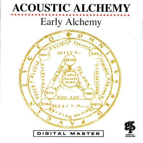 acoustic alchemy early alchemy amazon com music