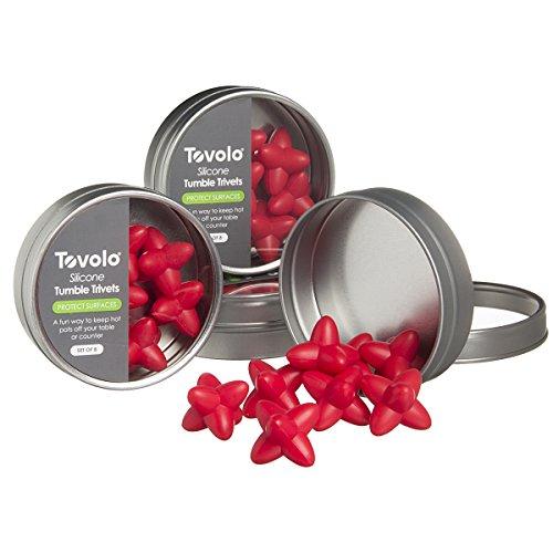 Tovolo Silicone Trivets Kitchen 80 8775