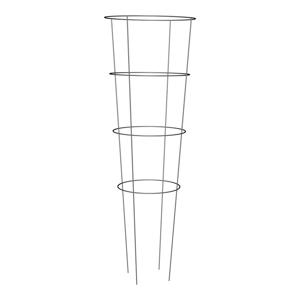 Panacea Products 89733 Heavy Duty Tomato and Plant Support Cage, Set of 4