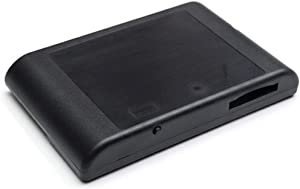 MD Sega Game Burning Card - OSV3.6 Version US Japan Europe Universal Sega MD Flash Card - Everdrive MD Game Cartridge(Black)