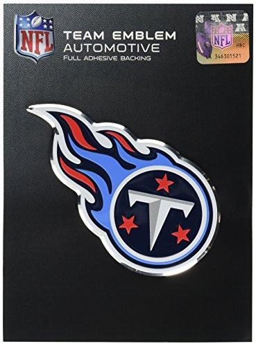 Team ProMark NFL Tennessee Titans Die Cut Color Automobile (Titans Die Cut Decal)