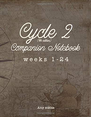 Cycle 2 4th Edition Deluxe Companion Notebook Weeks 1 24 Atkins Amy 9781795769167 Amazon Com Books