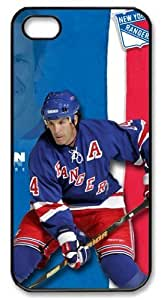 New York Rangers Brendan Shanahan Customizable Case For Ipod Touch 4 Cover Case