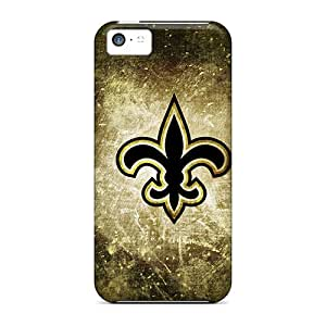 DAMillers Fashion Protective New Orleans Saints Case Cover For Iphone 5c