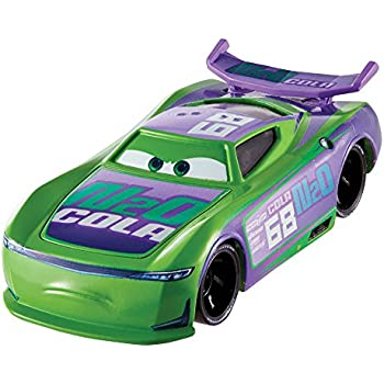 Amazon Com Disney Pixar Cars 3 Diecast Next Gen N2o Cola Vehicle