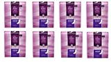 Poise Incontinence Overnight Pads, Ultimate Absorbency, Long, THnYva 8 Pack (33 Count)