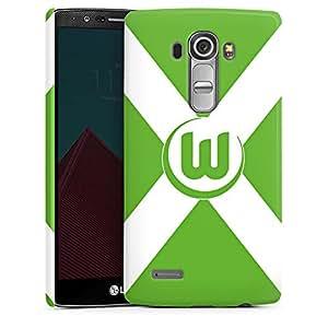 LG G2Lite Carcasa Case Cover VFL Wolfsburgo Fan Artículo Bundesliga