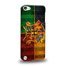 Case88 Premium Designs Harry Potter Hogwarts School of Witchcraft and Wizardry Sign 0918 Protective Snap-on Hard Back Case Cover for Apple iPod Touch 5
