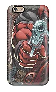 Unique Muriel Alaa Malaih's Shop Hot New Premium Cable And Deadpool Skin Case Cover Excellent Fitted For Iphone 6 by ruishername