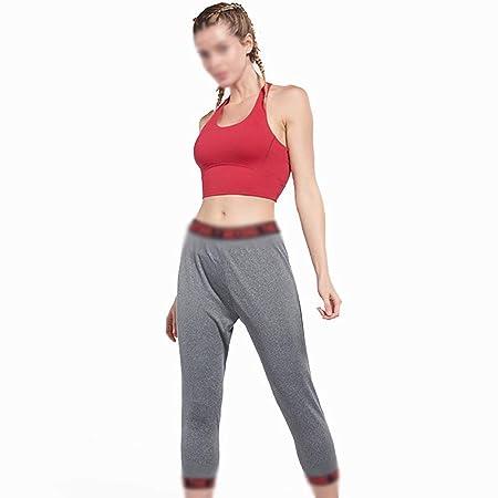 Oipoodde Sujetador Deportivo Chaleco de Yoga para Mujer ...