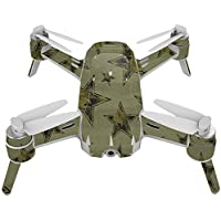 Skin For Yuneec Breeze 4K Drone – Army Star | MightySkins Protective, Durable, and Unique Vinyl Decal wrap cover | Easy To Apply, Remove, and Change Styles | Made in the USA