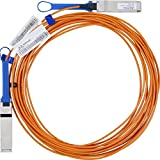 Mellanox MC220731V-020 20M Active Fiber Cable VPI UP to 56GB/S QSFP