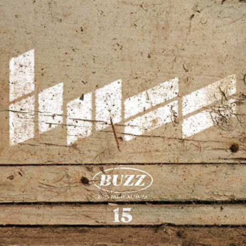 GENIE MUSIC Buzz - 15 (第2のミニアルバム) CD+ブックレット+折りたたみポスター   B07L92N5LQ