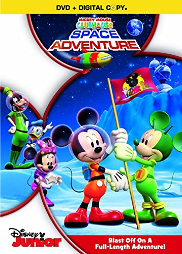 Mickey Mouse Clubhouse: Space Adventure from Buena Vista Home Video