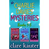 The Charlie Davies Mysteries Books 1-3