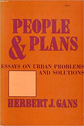 essay about urban problems