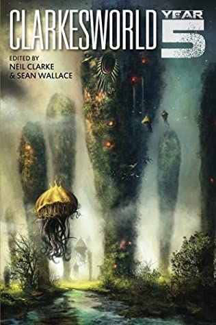 book cover of Clarkesworld: Year Five