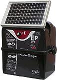 Creb EP650G8W Electrificateur sans Batterie + Capteur Plastique Noir/Bordeaux 8 W