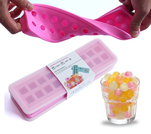 Silicone cavities Sphere Mould Pudding