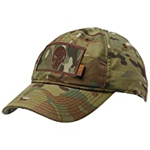 5.11 Flag Bearer Cap Bundle (Punisher Patch + Hat)