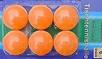 best choice 6 Stück Tischtennisbälle