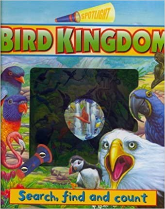 Bird Kingdom: Search, Find and Count (Spotlight) by The Book Company (2012-12-24)