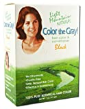 Light Mountain Color The Gray Black -- 7 fl oz