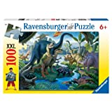 Ravensburger Land of the Giants - 100 pc Puzzle