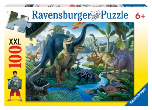 - Ravensburger Land of The Giants - 100 Piece Puzzle