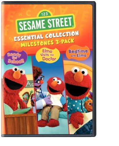 Sesame Street Essentials Collection - Milestones (3 Pack)