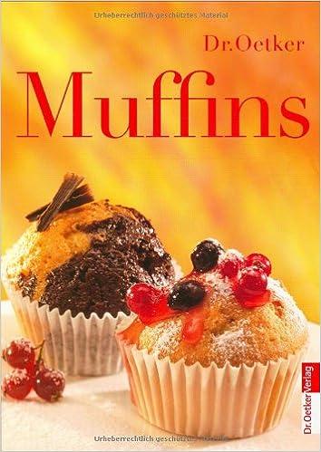 Muffins Dr Oetker Amazon De Dr Oetker Bucher