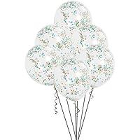 "Confetti Cake Birthday Plastic Tablecloth, 84"" x 54"""