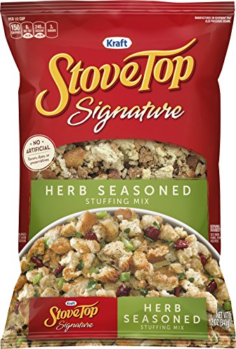 Stove Top Classic Homestyle Herb Stuffing Mix (12 oz Box)