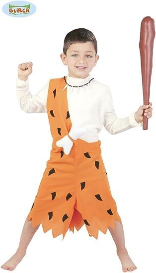 Disfraz de troglodita infantil - 7-9 años: Amazon.es: Juguetes y ...