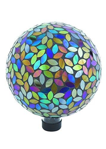 (Russco III GD137159 Glass Gazing Ball, 10