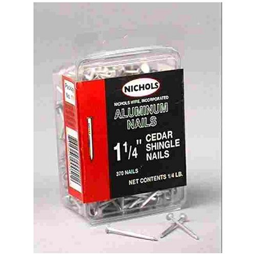 Nichols Wire - Nichols Wires Cedar Shingle Nails 1-1/4