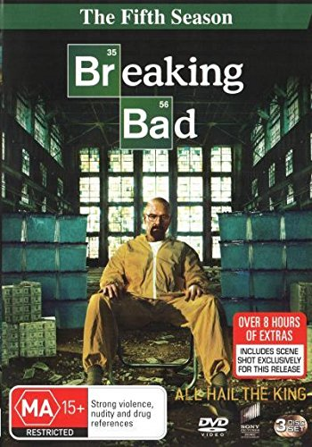 Breaking Bad - Season 5 [NON-USA Format / PAL / Region 4 Import - Australia] (Breaking Bad Season 4 And 5)
