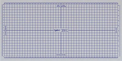 Grid Sheet for 4'x8' Cutting Mat by Signs Direct