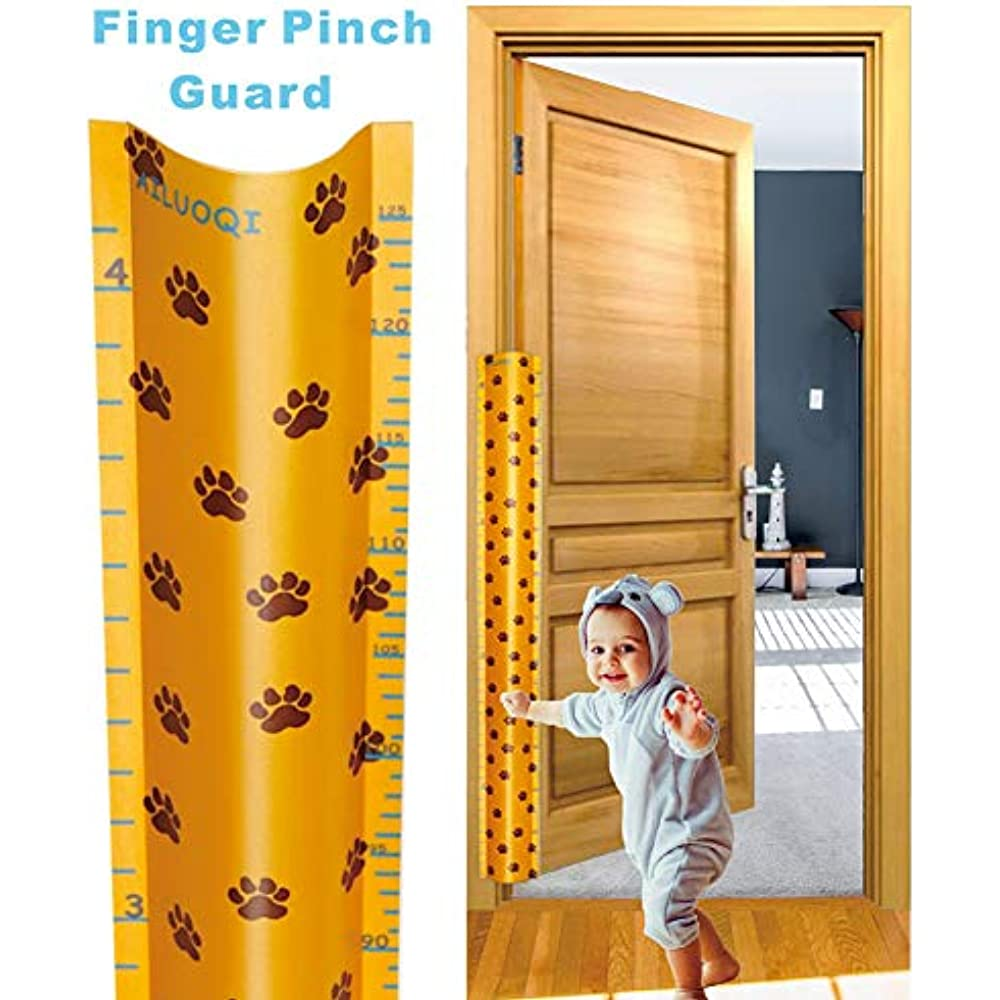 3pcs 30cmx19cm Baby Kids Finger Protector Door Hinge  Pinch Guard Safety NEW