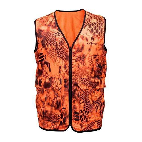 Kryptek Vesuvius Vest Jacket, Color: Inferno, Size: Xl (15vesvf6) ()