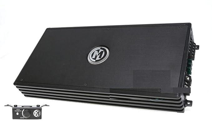 Amazon.com: MEMPHIS 16-PRX5.550 5-CHANNEL 600W RMS COMPONENT ...