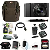 Panasonic Lumix DMC-ZS100 Digital Camera Bundle (64GB Deluxe Kit)
