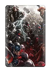 Margaret Dayton's Shop Hot Hot Case Cover Protector For Ipad Mini 2- Avengers Age Of Ultron Concept Art