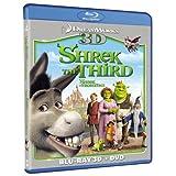 Shrek The Third   3D/DVD Combo